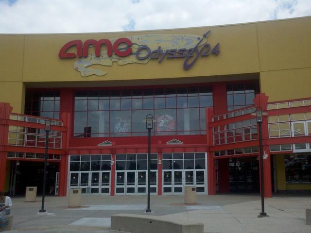 Amc movie theatre in hampton va
