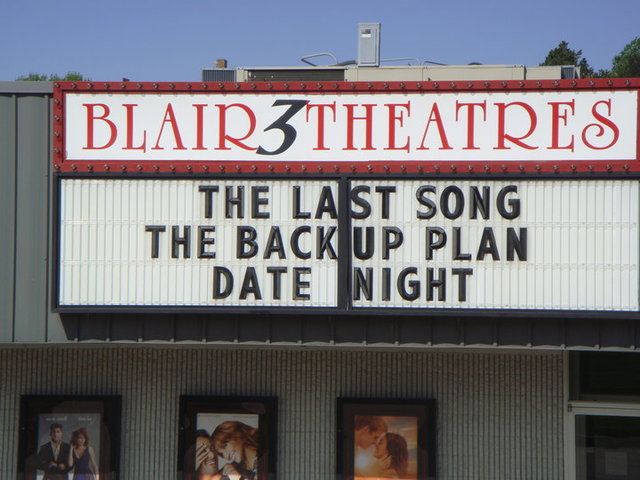 Blair 3 Theater