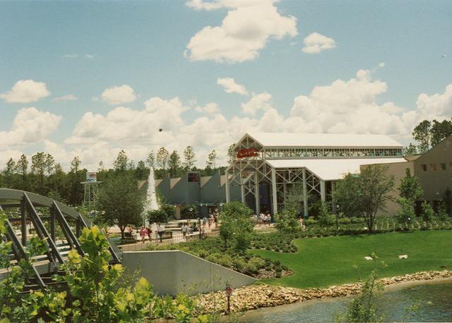 AMC Pleasure Island 1989/1990