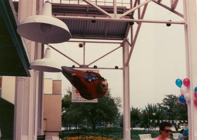 Rocketeer Premiere 1991