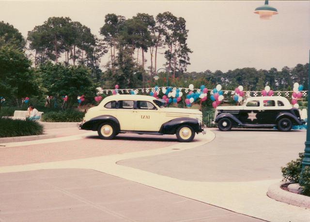 Rocketeer Premiere cars, 1991