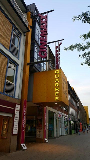 Cinemax Hamburg Wandsbek