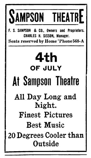 Sampson Theatre