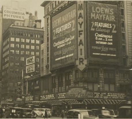 Loews Mayfair 1935