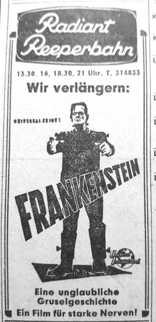 Frankenstein Radiant