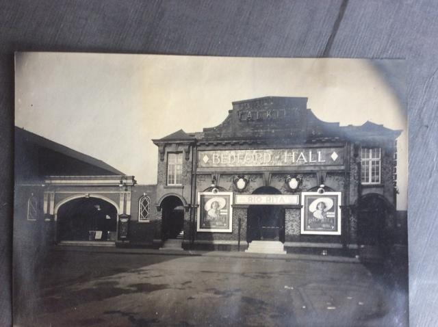 The Bedford Hall Cinema 1931