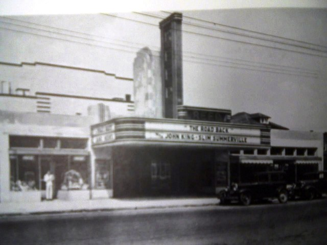 Reed Theatre