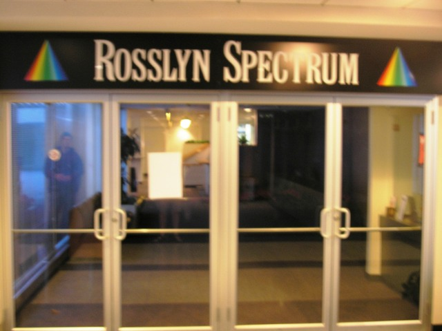 Rosslyn Spectrum Theater