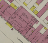 Sanborn Map 1950 (amended from 1914)