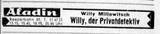 aladin Willy det