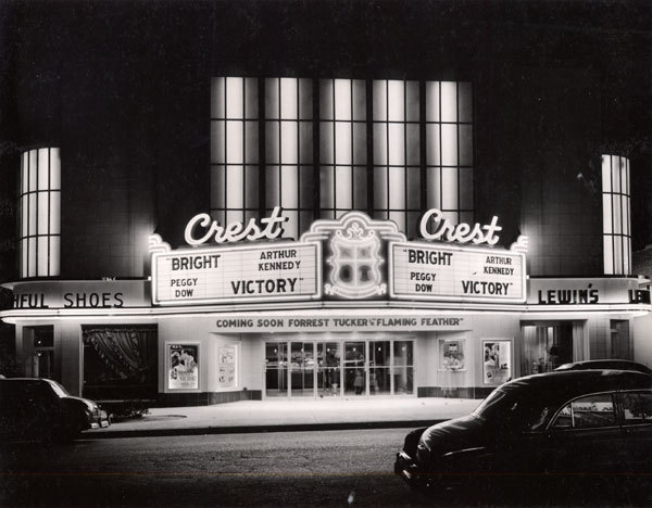 Crest Theater 1954