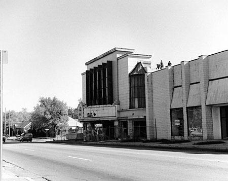 Crest Theater 1997