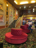 Main Entrance Lobby Alamo Drafthouse New Mission Theatre