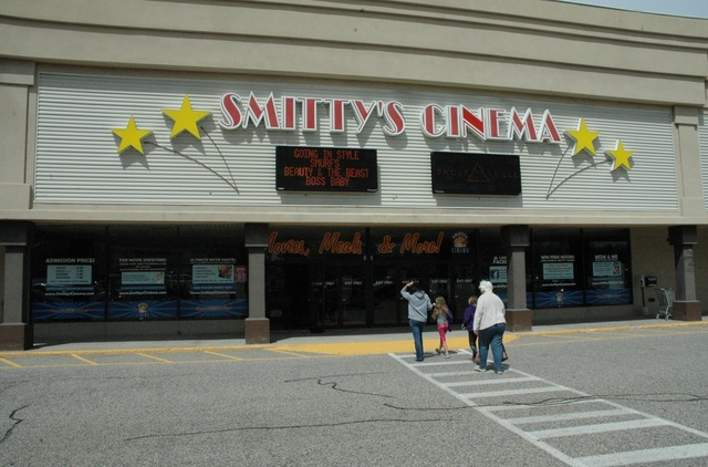 Smitty's Cinema Biddeford