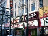 Centre & Guld Theatres