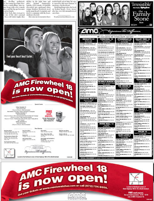 AMC Firewheel Town Center