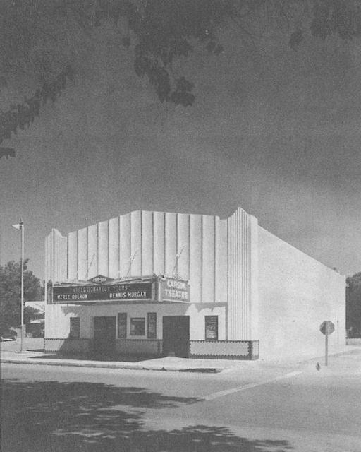 Carson Theatre
