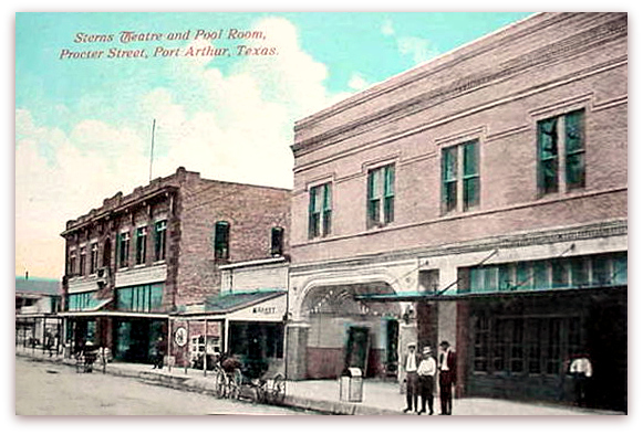 Port Arthur (TX) United States  city photos : Sterns Theater in Port Arthur, TX Cinema Treasures