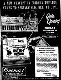 <p>September 24th, 1964 grand opening ad</p>