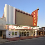 Fiske Theatre, October 2011