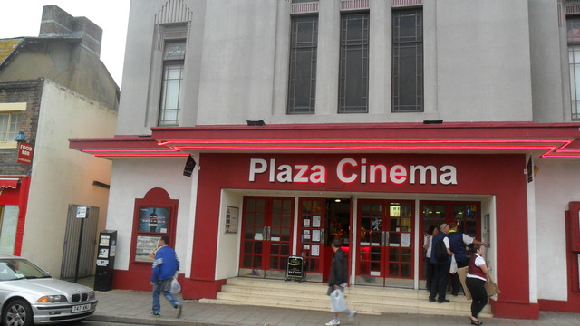 Plaza Cinema: October 2011
