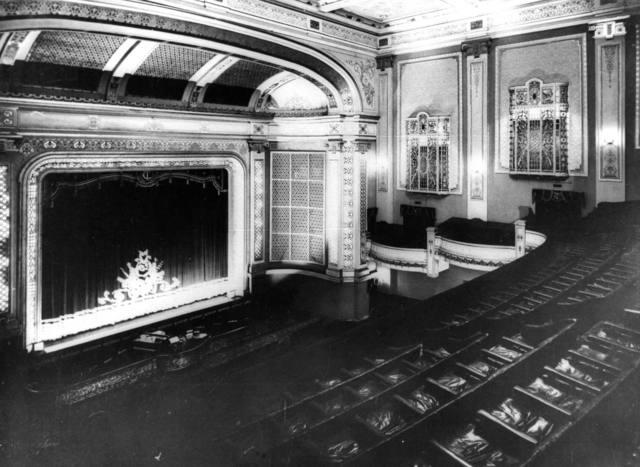 Capitol Theatre  William Street, Perth, WA 1930 - MAGNIFICENCE LOST