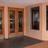 Mack Theater Front Doors
