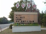 Auto Drive-In Marquee...