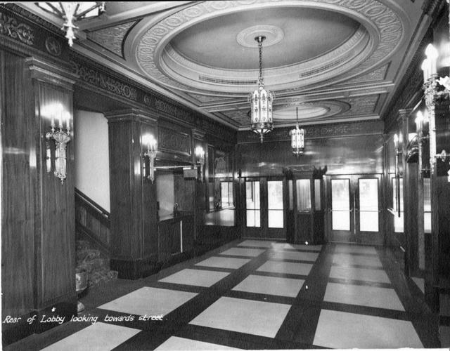 METRO Theatre Collins Street 167 Collins Street, Melbourne, VIC - FRONT FOYER