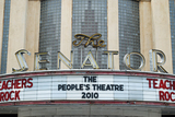 Senator Theatre Marquee