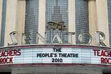 Senator Theatre Marquee