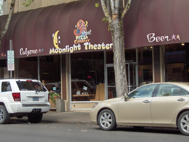 Moonlight Theater Exterior
