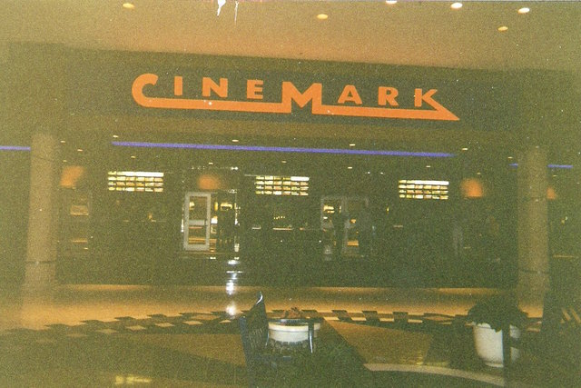 Main entrance, inside the mall