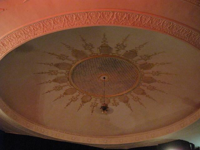 Dome in Theatre