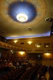 Interior view: California Theatre