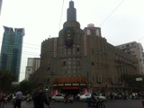 Paramount Theater in October of 2011