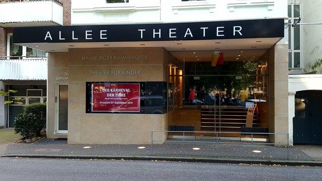Allee Theater Hamburg