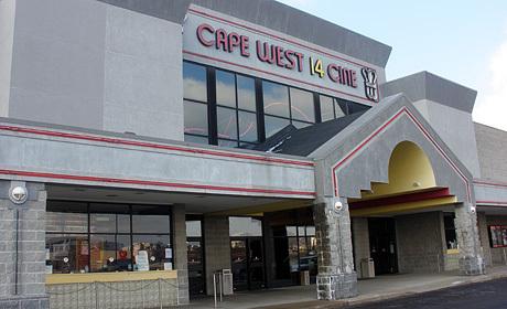 Cape West 14 Cine'