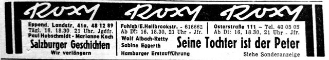 Roxy Eimsbüttel