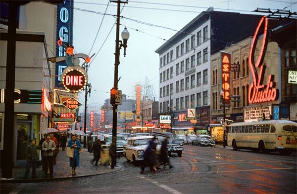 Late `50s photo courtesy Old Canada Series Facebook page.