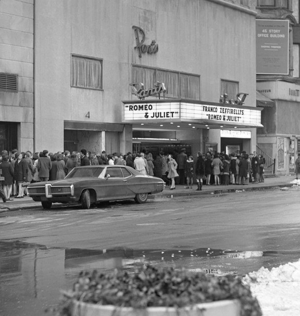 February 21, 1969 Photo credit Walter Leporati.
