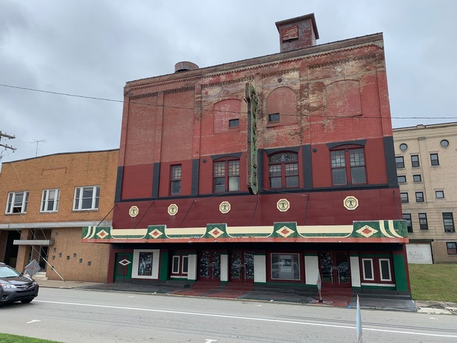 The Coyle Theater September 2019