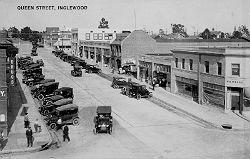 arcade theater- inglewood, california 1921
