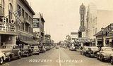 State Theatre Monterey 1942