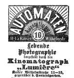 Automaten Ausstellung Kobrow & Co