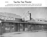 """[""""Tee Bar Tee Theatre""""]"""