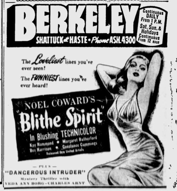 Berkeley Theatre
