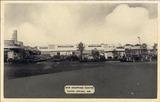 Right half of the shopping center, circa 1938.