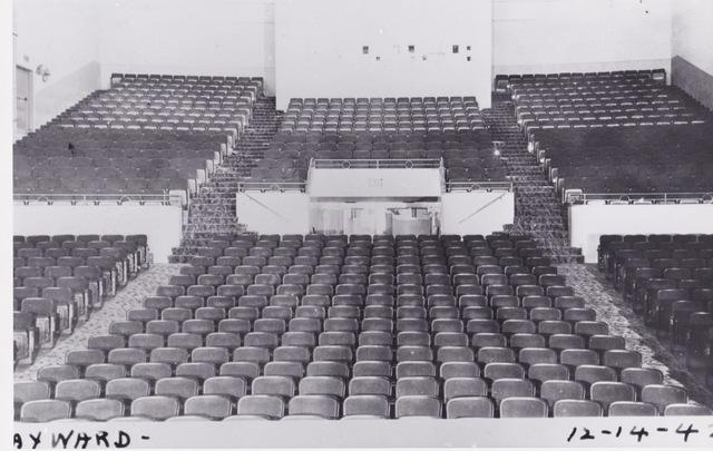 Hayward--Stadium