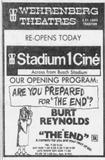 Stadium Cinema I